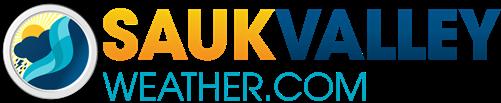 SaukValleyWeather.com Logo